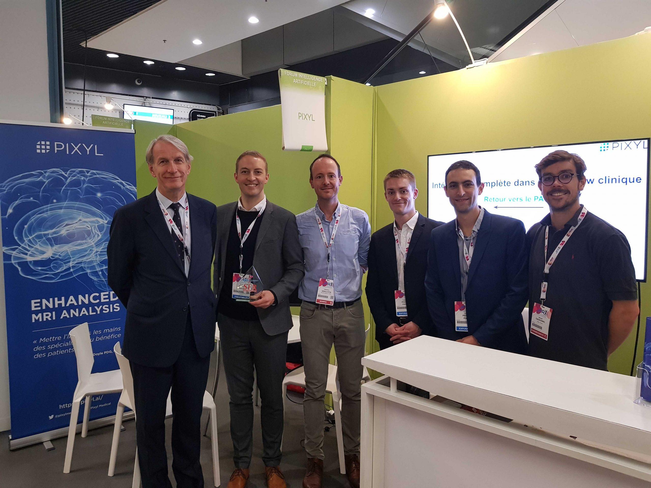Pixyl wins AI data challenge at JFR 2019